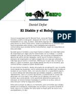 daniel defoe - El Diablo y el Relojero