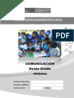 6 Cuadernillo Comunicacion Primaria