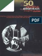 21. 50 Essential Bebop Heads Arranged For Guitar.pdf