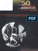 21. 50 Essential Bebop Heads Arranged For Guitar.pdf