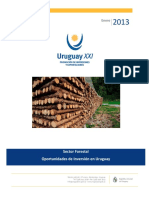 Sector Forestal Uruguay XXI 2012 Version Final