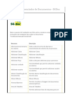 Sistema Gerenciador de Documentos - SGDoc by Michaelfrodrigues