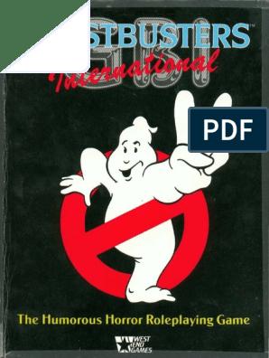 Ghostbusters International Rpg   Physics & Mathematics   Physics