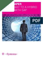 En route vers un futur hybride avec SAP