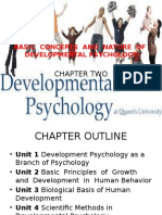Developmental Psychology Chapter One