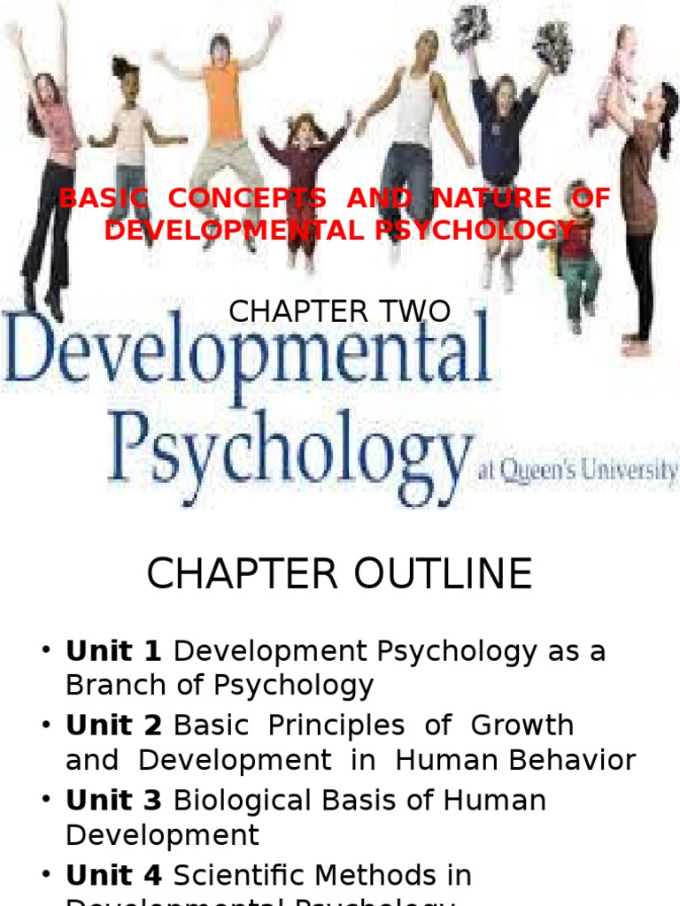 what are the principles of development in psychology
