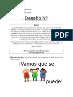DESAFIO DOS P - S