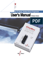 ChipMax Manual