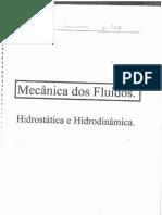 Apostila Mecanica Fluidos[1]
