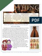 Medieval Clothingpp