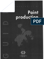 Paint Production 1993
