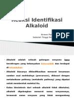 95679236 Reaksi Identifikasi Alkaloid
