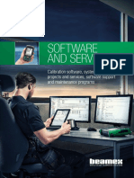Beamex Software and Services Brochure ENG