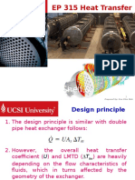 Design of Heat Exchangers (Shell Tube)