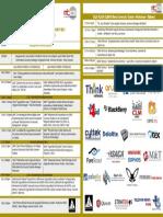 Agenda CyberSecurityBank Perú 2016