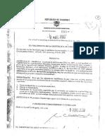 Decreto 808 Del 8 de Mayo de 2000