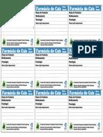 Tabela de Posolocia