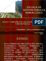 Capacitacion Gestion Pública Autoridades y Funcionarios