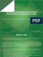 Trabajo Nfpa-704 y Hmis-III