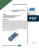 Sensor Explained Atmel Avr