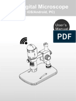 Wifi Digital Microscope User's Manual