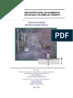 Guia de Pavimentos Bajo Transito