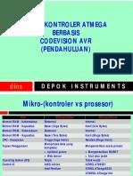 Modul Mikrokontroler 01 Pendahuluan