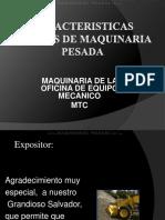 Curso Clasificacion Maquinaria Pesada Estructura Mantenimiento Cargadores Wa320 Komatsu Pruebas Ajustes
