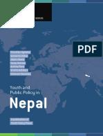 Youth Public Policy Nepal En