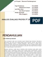 PPT TUgas Evaluasi Proyek