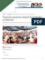 05-10-2016 Proyectan Programa Integral de Vialidades en Reynosa