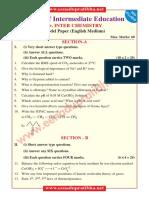 Jr. Inter Chemistry 2(e.m)