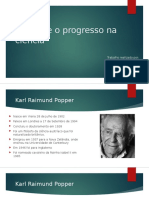 Popper e o Progresso Na Ciência