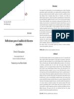 Charaudeau - Reflexiones para el análisis del discurso populista (14 pág).pdf