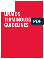 2015 Terminology Guidelines
