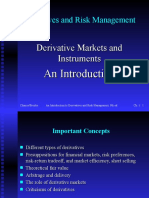 Financial Derivaties