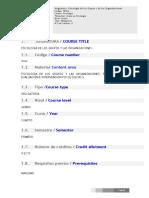 Grupos y Organizaciones