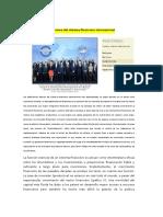 Reforma Del Sistema Financiero Internacional