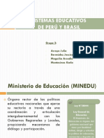 Educacion Secundaria Peru-Brasil (GRUPO 2) 2