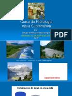 Agua Subterranea I
