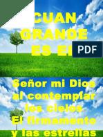 CUAN GRANDE ES EL - MI CORAZON ENTONA.pptx