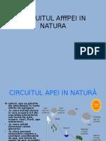 Circuitul Apei in Naturaafd