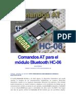 Bluetooth Comandos at Poner Nombre-PROTON