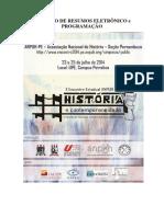 Caderno de Resumos_x Encontro Estadual de História