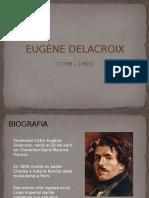 Eugène Delacroix Terminado