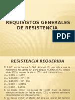 REQUISISTOS GENERALES DE RESISTENCIA.pptx