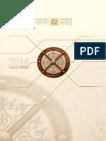 KDIF Annual Report 2014