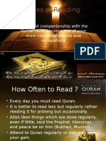 Rules of Reading