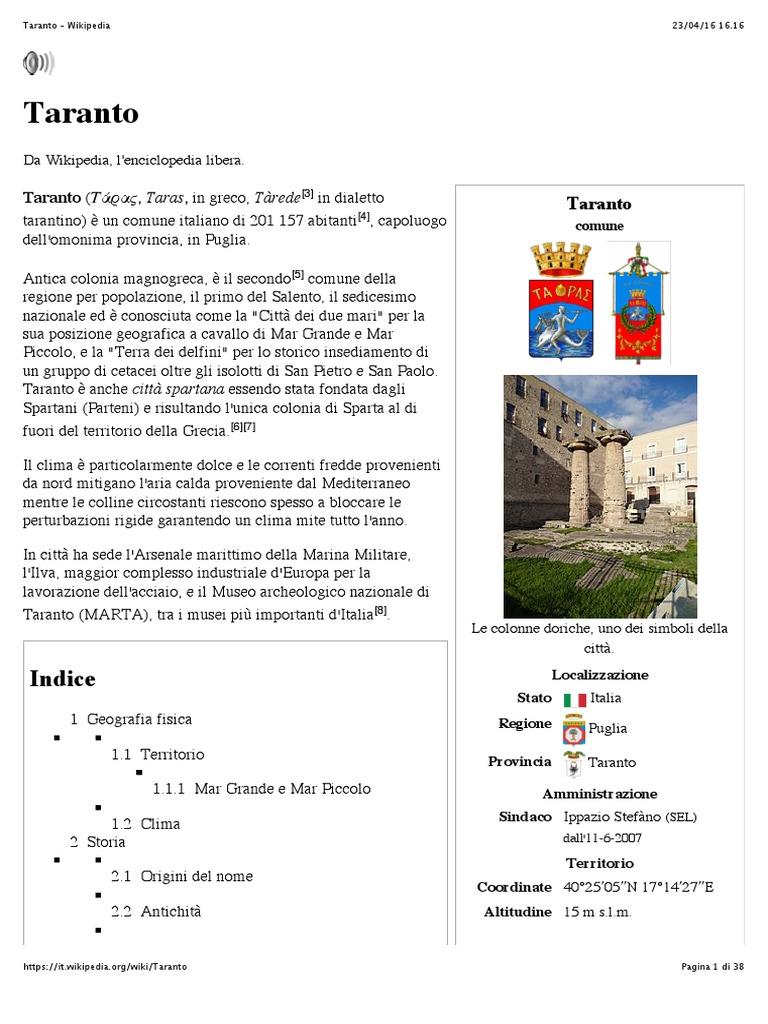 qual è la dieta mediterranea di wikipedia?