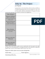 u3a19 - project proposal - blank